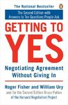 Getting to Yes: Negotiating Agreement Without Giving In Book Cover