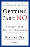 Getting Past No: Negotiating Your Way from Confrontation to CooperationGetting Past No: Negotiating Your Way from Confrontation to Cooperation Book Cover