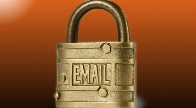 Do mere mortals need secure email?